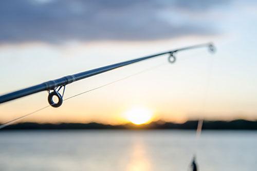 fishing at kentucky lake
