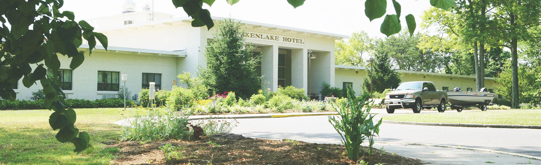 Hotels Near Kentucky Lake