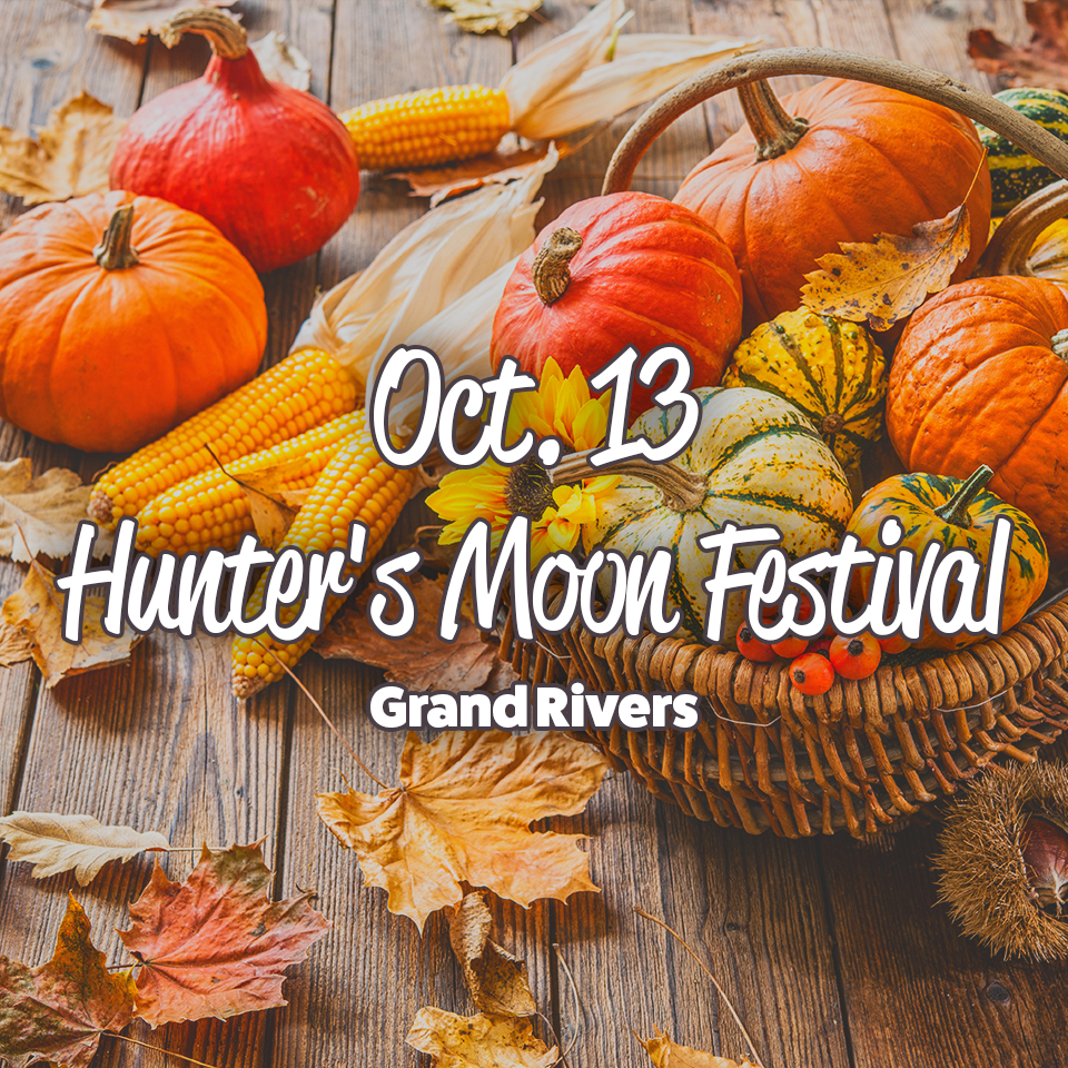 Hunter's Moon Festival at Grand Rivers